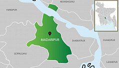 8-year-old schoolgirl raped in Madaripur