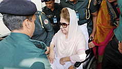 Khaleda's medical report submitted to SC