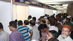 Tax fair rakes in Tk244.83 crore on...