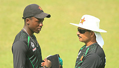 Zimbabwe coach confident against shaky...
