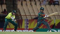 Bangladesh women finish WT20I campaign...