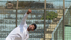 Nayeem's record-breaking eight-for gives...