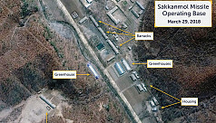 US think tank: 13 undeclared missile...