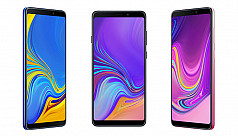 Samsung Galaxy A9: World's first quadruple...