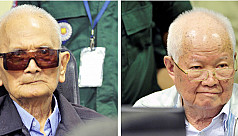 Khmer Rouge leaders found guilty of...