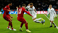 Liverpool on the ropes as PSG close...