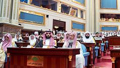Saudi warns crown prince a 'red line'...