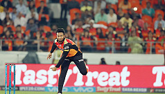 Sunrisers axe Shakib