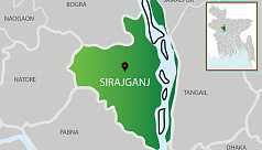 Sirajganj clash leaves one dead, 10 hurt