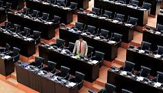 Sri Lanka parliament halts ministers'...