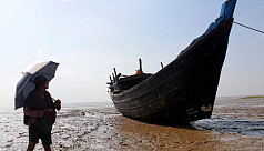 Myanmar seizes boat carrying 93 fleeing...