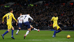 Man City, Liverpool cruise as Spurs...