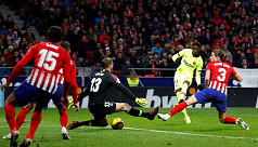Atletico denied long-awaited win over...