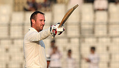 Taylor hoping to draw second Test