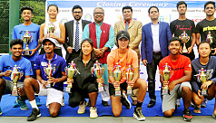Kushan, Jo clinch singles title at Junior...