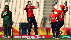 England women get easy win against...