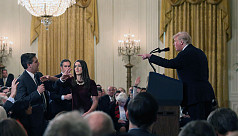 CNN sues White House over barring of...
