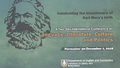 ULAB celebrates Karl Marx's...