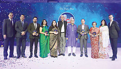Four firms, one businessman win The Daily Star ICT Awards