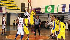 Premier Division Basketball league...