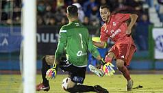 Madrid crush Melilla in Solari's first...