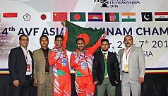 Bangladesh claim two bronzes at Asian...