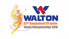Int'l Junior Tennis gets underway