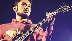 Ayub Bachchu's son performs in his father's...