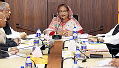 PM Hasina hails all parties' decision...