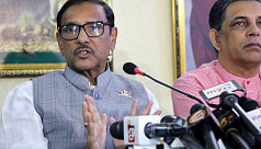 Quader: AL election manifesto by Dec...