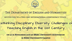 Conference on challenges of English...