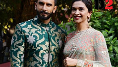Deepika and Ranveer tie the knot in...