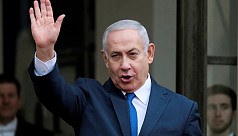 Netanyahu cuts short Paris visit, returning...