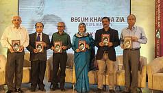 Political biography on Khaleda Zia...