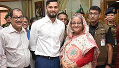 Father to collect Mashrafe's nomination...