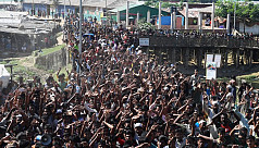 Rohingya repatriation called off for...