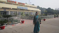 Saidpur Airport to be the fourth international airport in Bangladesh