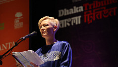 Tilda Swinton captivates audience at...