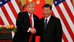 Xi to Trump: China and US must unite to fight virus