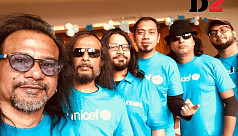 Unicef announces Warfaze as 'Advocate for Child Rights'