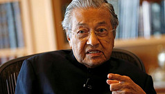 Mahathir to be Malaysian PM candidate...
