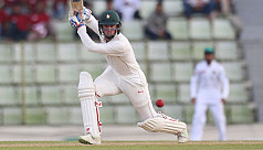Williams guides Zimbabwe on day