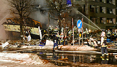 Explosion at Japan restaurant injures...