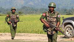 Myanmar forces conduct 'clearance operations'...