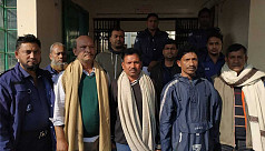 Twenty arrested from BNP candidate's...