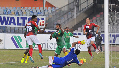 Bashundhara Kings win on penalties,...