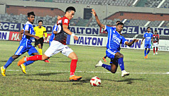 Bashundhara, Abahani reach Independence...