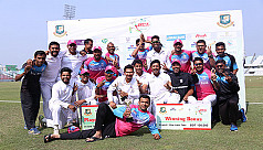 Razzak spins South to record fourth...