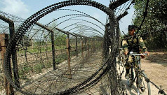 BSF hands over Bangladeshi's body