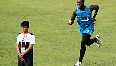 Brathwaite vows to play Hope as long...